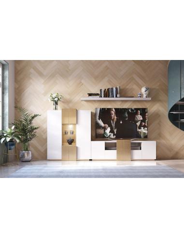 Composición  TV Moderno PR23