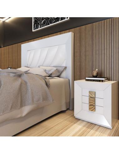Dormitorio Serif con Mesitas