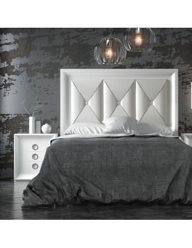 Dormitorio Curv con Mesitas