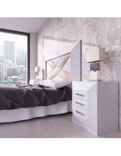 Dormitorio Lines con Mesitas
