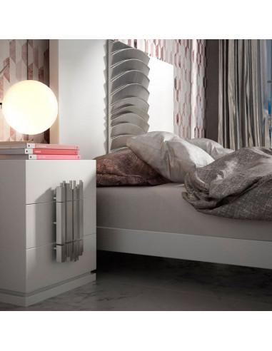 Dormitorio Modern con Mesitas