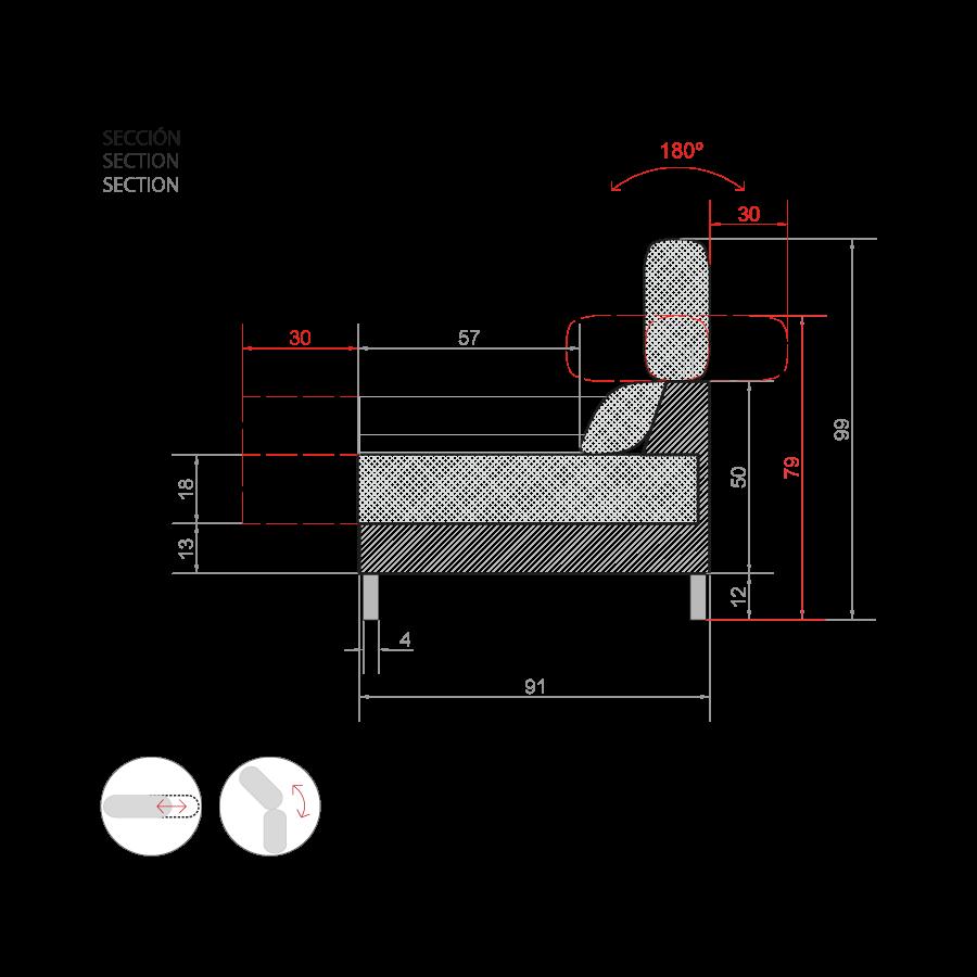 medidas sofa sultan 1