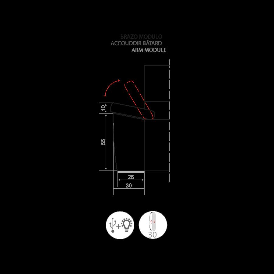 medidas suecia sofa
