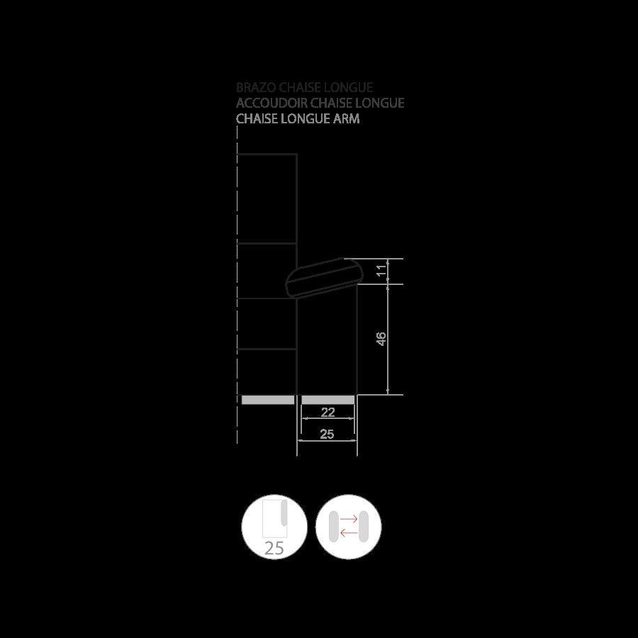 medidas frank sofa